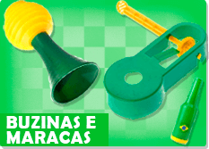 Buzinas e Matracas