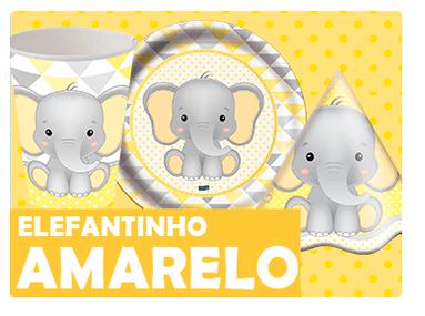 Festa Elefantinho Amarelo