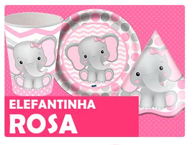 Festa Elefantinho Rosa