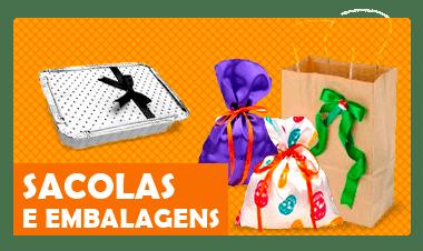 Sacolas e Embalagens
