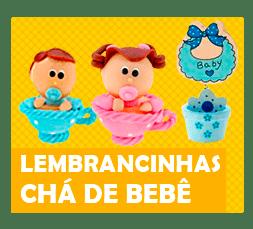 Lambrancinhas Chá de Bebê