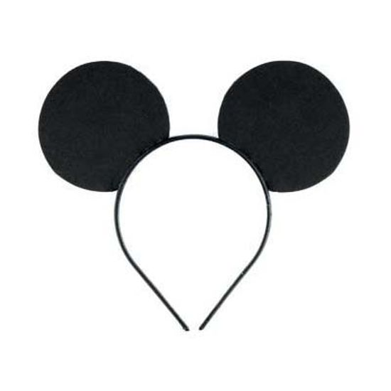 Tiara Mickey Mouse - Para Festas