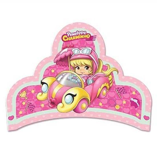 Tiara Coroa de Papel Penelope Charminho - 08 Un
