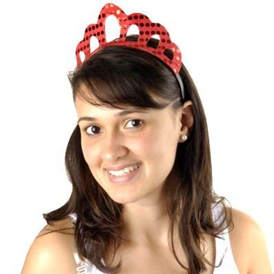 Tiara Coroa da Princesa em E.V.A
