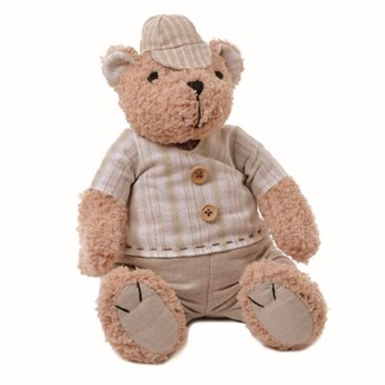 Teddy Urso Pelúcia M Bege (20cm)