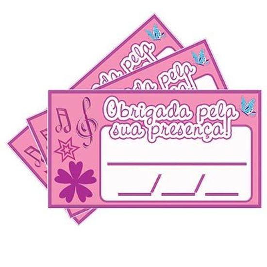 Tags SEM Furo Violetta - 15 Un