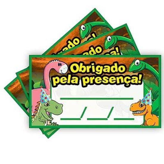 Tags SEM Furo Dinossauros - 15 Un