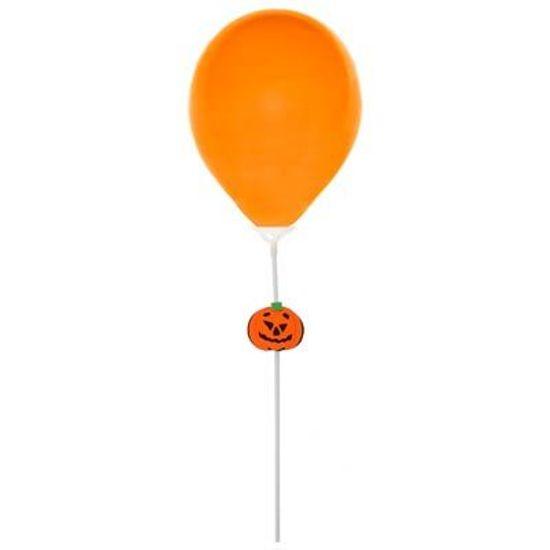 Vareta para Balões Abóbora Halloween - 04 Un