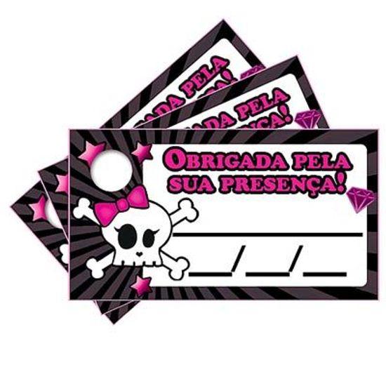 Tags com Furo Monster Teen - 15 Un