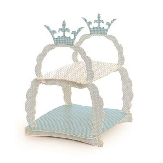 Reino Menino - Suporte para Doces Petit Poá