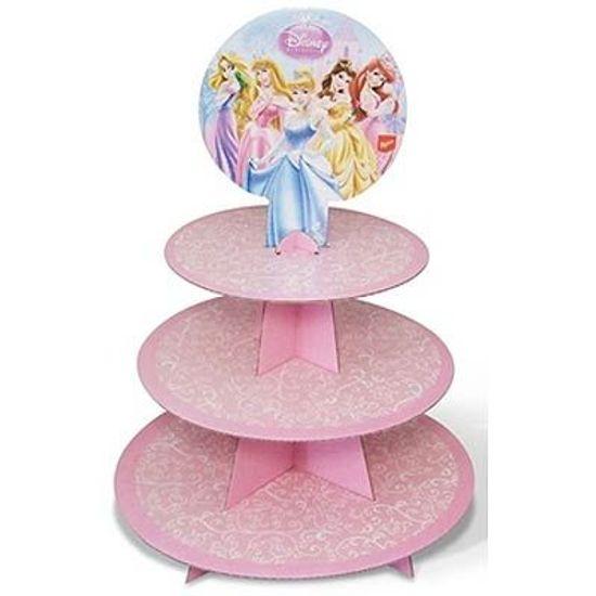 Suporte para Cupcake Princesas Glamour
