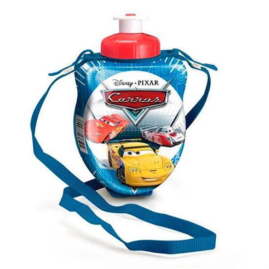 Squeeze Cantil 420ml - Cars Disney