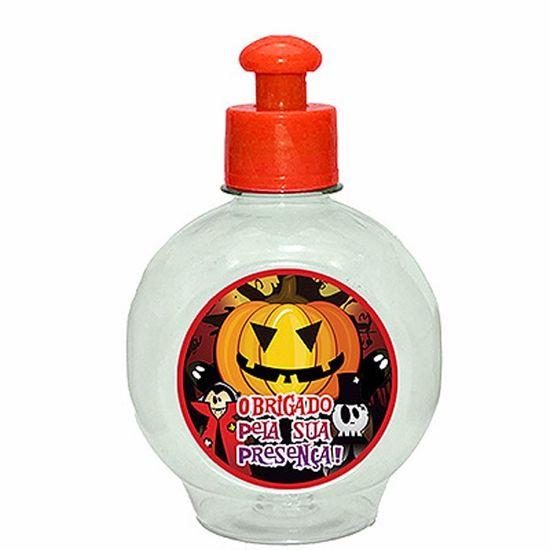 Mini Cantil Squeeze Especial 250ml - Halloween Abóbora