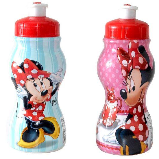 Squeeze Plasduran 250ml - Minnie Disney
