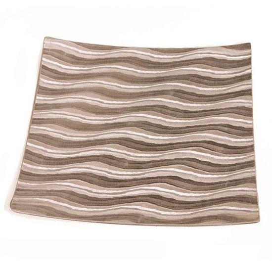 Souplat Quadrado Marfime Prata (Souplats) - 6 Un