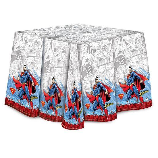 Toalha de Mesa Descartável Superman
