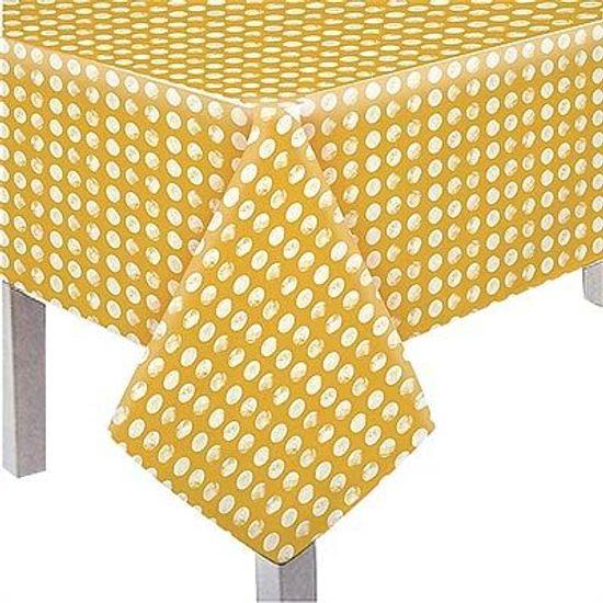 Shine - Toalha de Mesa Convidados 80x80cm 05 Un