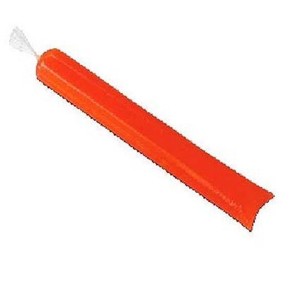 Saquinho Plástico para Geladão 6x24cm - 100 Un