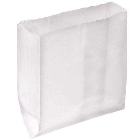 Saquinho de Papel para Mini-Sanduíche - 50 Un