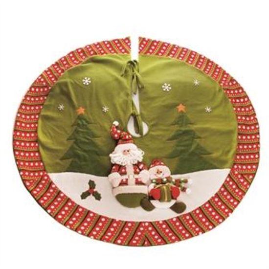 Saia Árvore com Noel