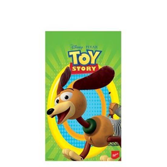 Sacola Plástica Toy Story no Espaço - 08 Un