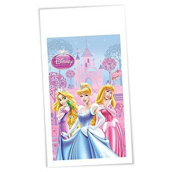 Sacola Plástica Princesas Glamour 08 Un