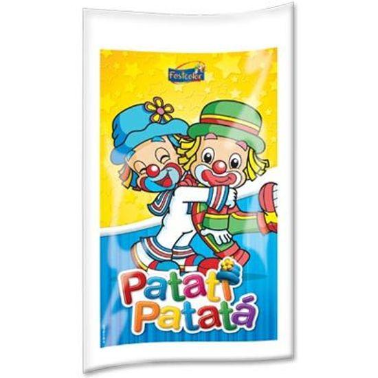 Sacola Plástica Patati Patatá - 08 Un