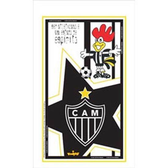 Sacola Plástica Atlético Mineiro - 08 Un