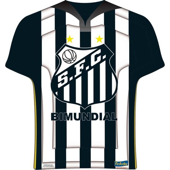 Prato Camisa Santos F. C. - 08 Un