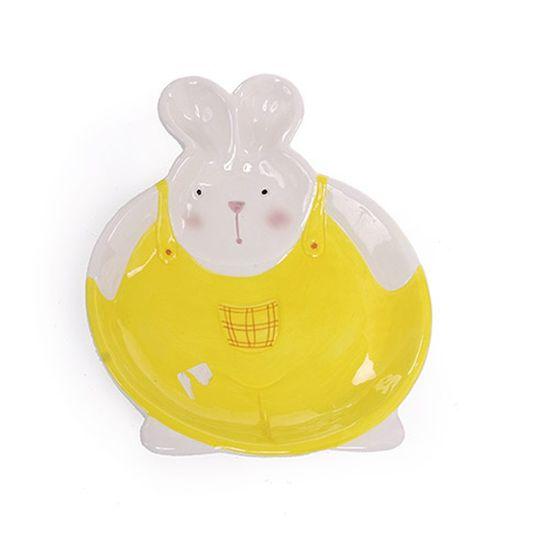 Bowl Amarelo ( Coelho Bola ) - 2 Un