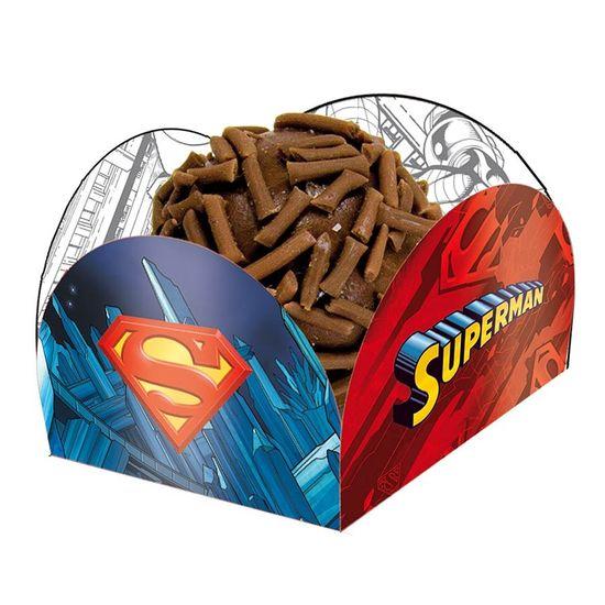 Porta-forminha Superman - 40 Un