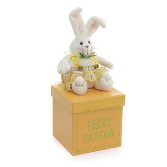 Coelha Fixado ( Pacoca ) - 2 Un