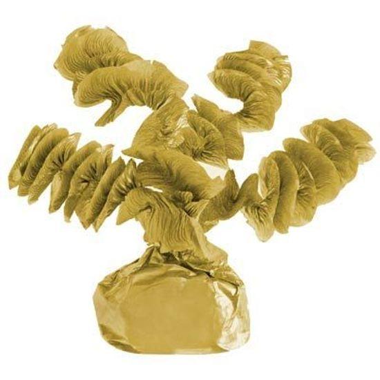 Papel para Balas Rococó Dourado - 40 unidades
