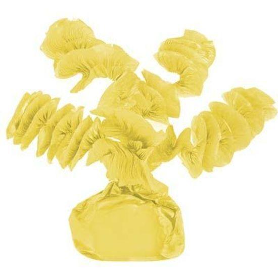 Papel para Balas Rococó Amarelo - 40 Un
