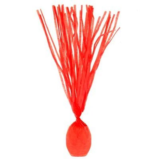 Papel para Bala Franjado Vermelho - 48 Un