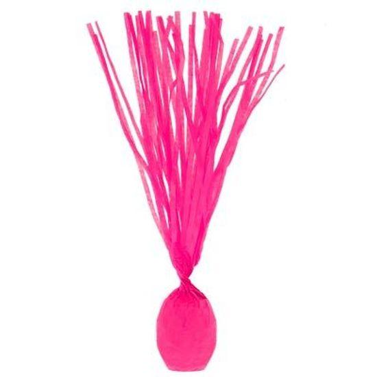 Papel para Bala Franjado Pink - 48 Un