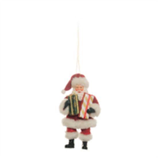 Papai Noel Segurando Lista ( Noéis) - 2 Un