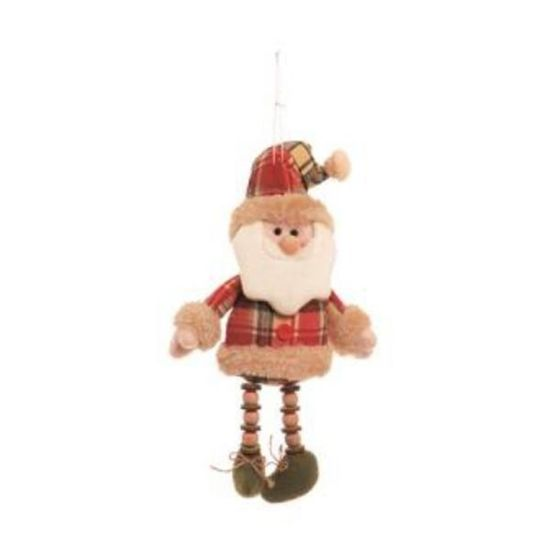 Noel com Caixa Presente Lamparina (Bonecos) - 4 Un
