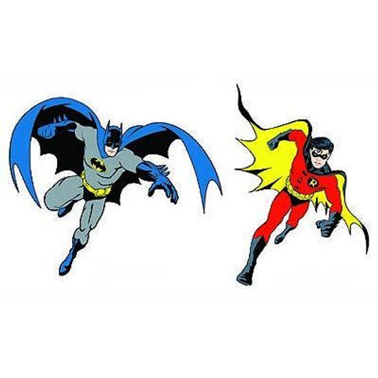 Painel Médio em E.V.A. Batman e Robin - 48cm