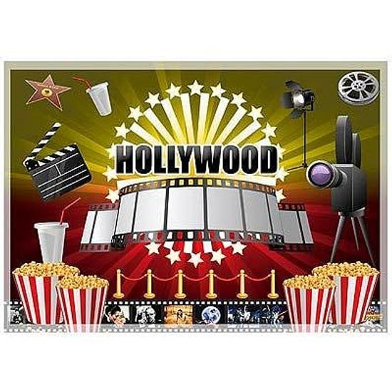 Painel Horizontal Festa Cinema - 106x75cm