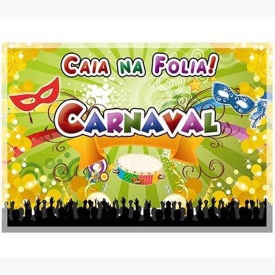 Painel Horizontal Carnaval - 106x75cm