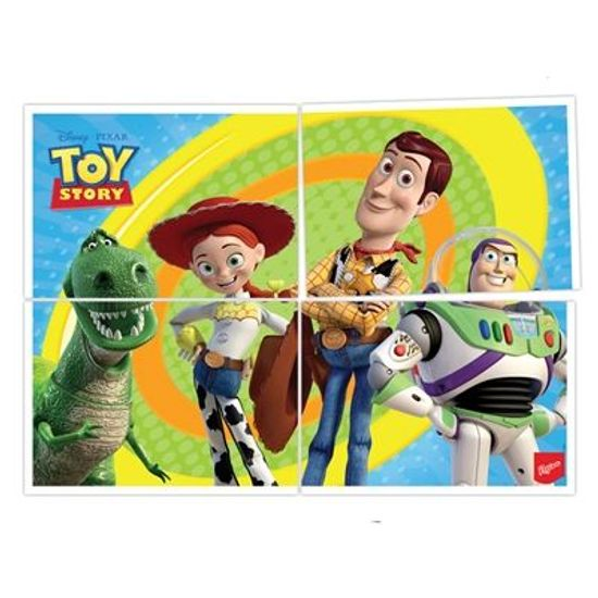 Painel Gigante Cartonado Toy Story no Espaço
