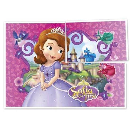 Painel Gigante Cartonado Princesa Sofia