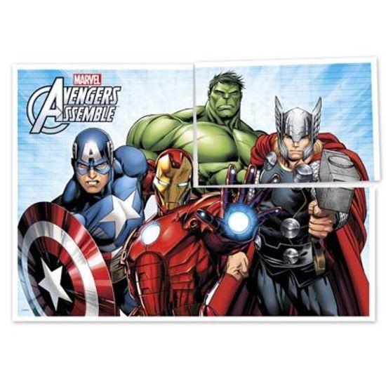 Painel Gigante Cartonado Os Vingadores Animated