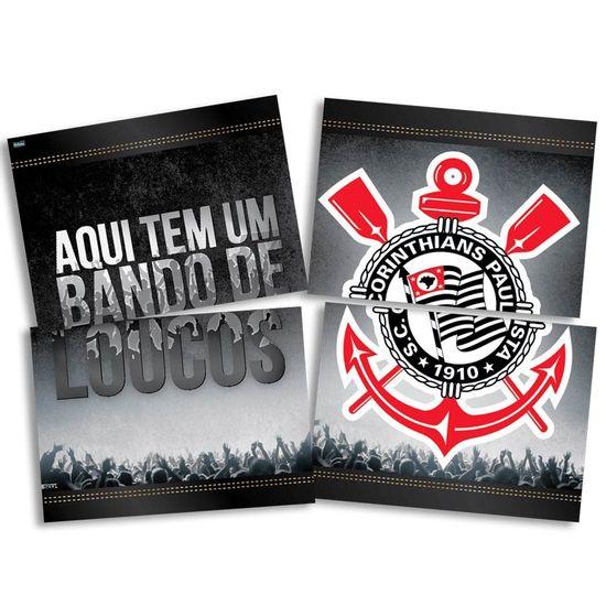 Painel Gigante Cartonado Corinthians