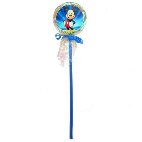 Pacote Pirulito PEQUENO Mickey Mouse - 10 Un