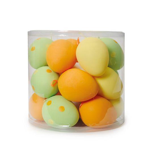 Caixa Ovosortidos 3 Verde ( Casadinho ) 21 Peça - 21 Peças