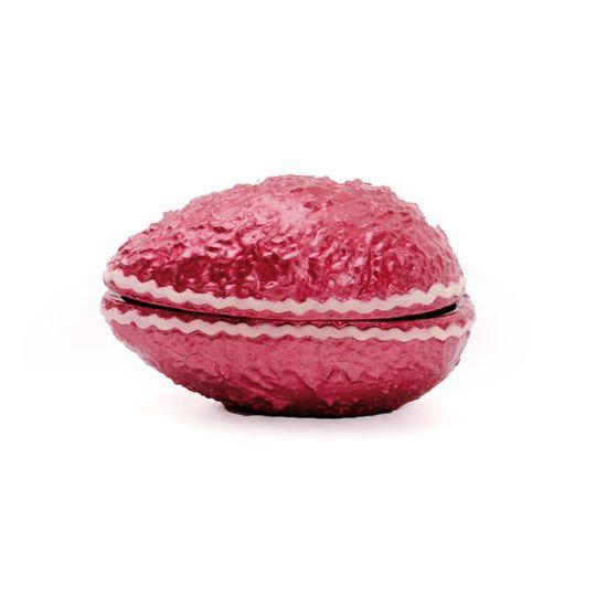 Cromus - Ovo Cerâmica rosa Tamanho Pequeno ( Eclair ) - 6 Unidades