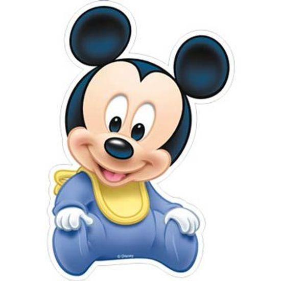 FL - Mini Personagem Impresso Baby Mickey