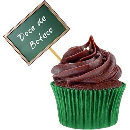 Lolipop para Cupcake Especial Doce de Boteco - 10 Un